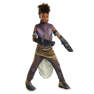 Disney's Marvel's Black Panther Shuri Costume NWT